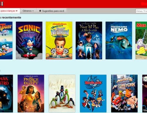 Melhores filmes infantis em cartaz na Netflix
