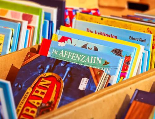 Livros infantis que os seus filhos precisam conhecer