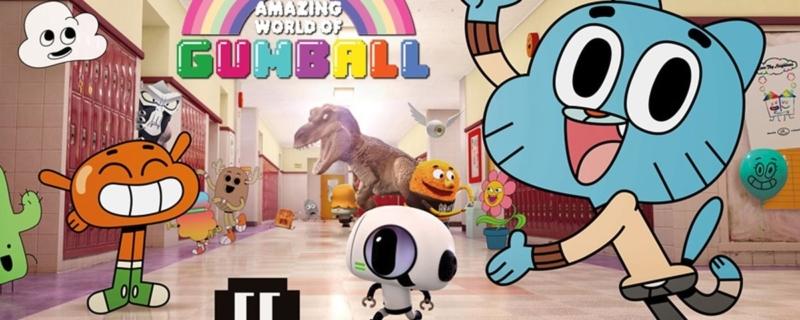 O incrível mundo de Gumball 2